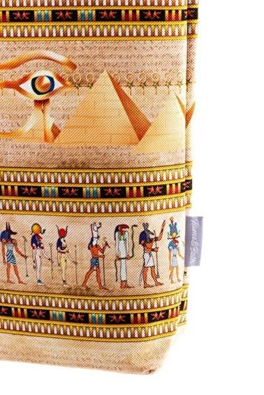 home-bath Omuz Çantası The Prophecy Of Luxor Renkli